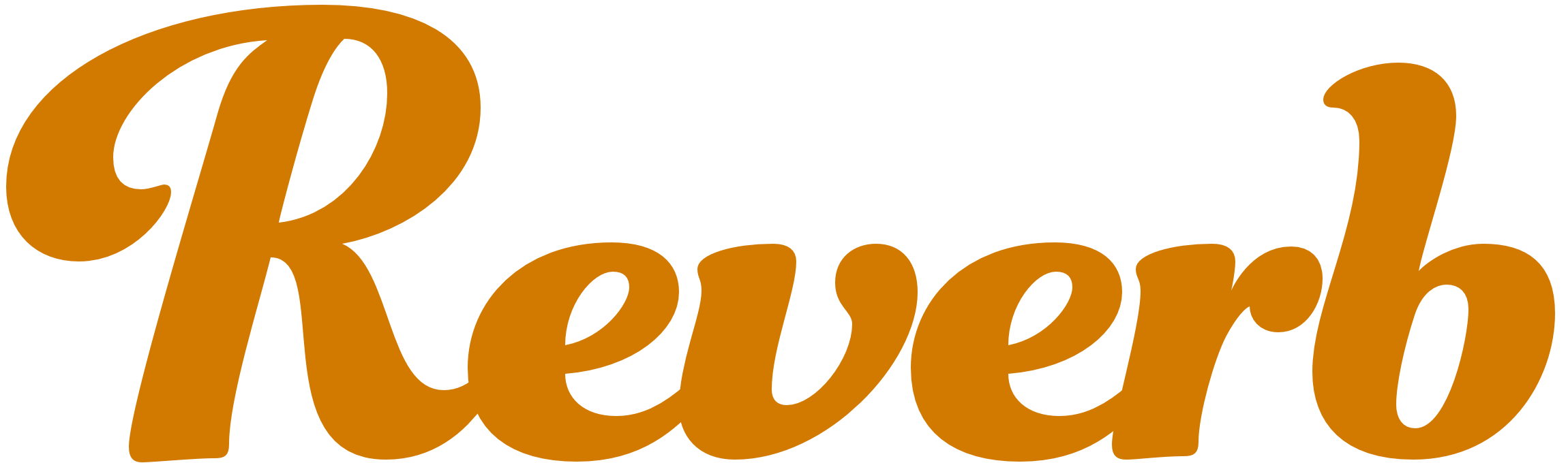 logo reverb orange